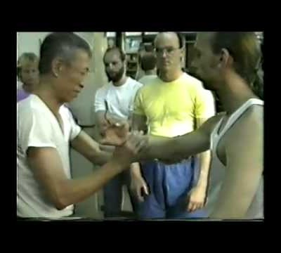 Sigung Teaching Sifu Mark Spence - Compilation