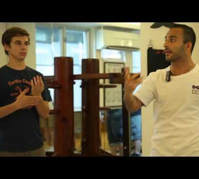 Using Wing Chun in everyday life  - why it's much more than a martial art