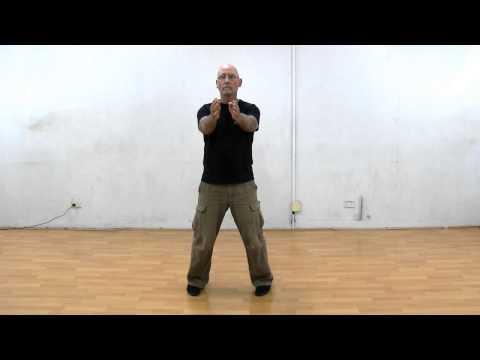 Wing Chun - Chum Kiu Form