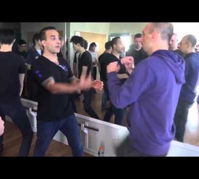 Wing Chun kicking discussion - Nima King
