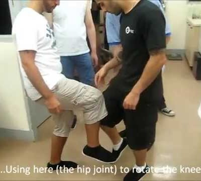 A Kick in Wooden Dummy (Chu Shong Tin Training Episodes #009)