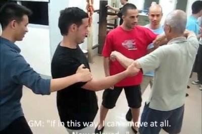 Grandmaster Chu Training Episodes #011: Elbowing (Biu Jee)