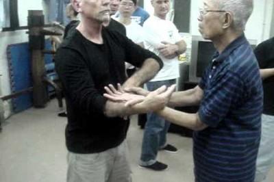 Biu Jee Garn Sau - Rising Arm