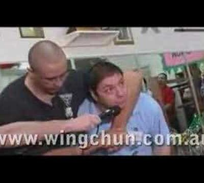 Wing Chun Structure Demonstration Part 1 of 2