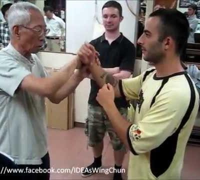 Countering Lap Sau (Grandmaster Chu Training Episodes #012)