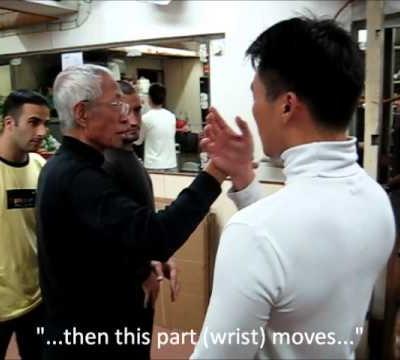 Forearm Swing (Chu Shong Tin Training Episodes #004)